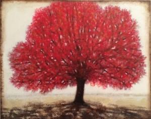 """""""October Bush"""" by Norman Wyatt, Jr."""