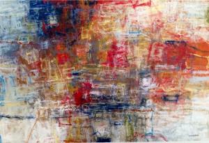 """Rejoice"" original artwork by Norman Wyatt, Jr."