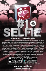 #1Selfie App Now Available