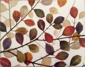 """Autumn Gems"" Original By Norman Wyatt, Jr."