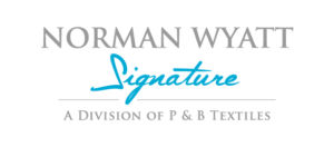 The Norman Wyatt Signature Collection, a division of General Fabrics Company.